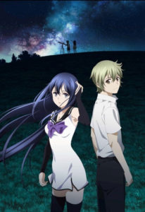Brynhildr in the Darkness - Neko e Ryota