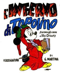 Inferno di Topolino - Guido Martina