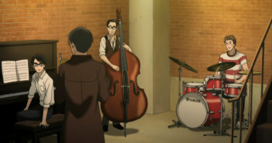 Sakamichi no apollon jazz