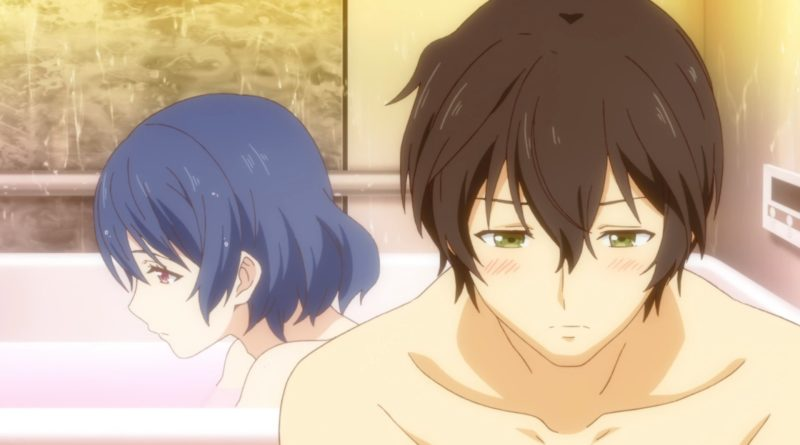 Domestic Girlfriend - Rui e Natsuo