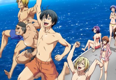 Grand Blue Dreaming - I personaggi principali