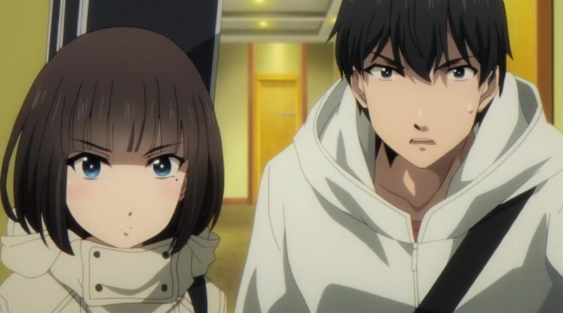 Anime di VVVVID in Simulcast 4 - Darwin's Game - Rain e Kaname pronti all'azione